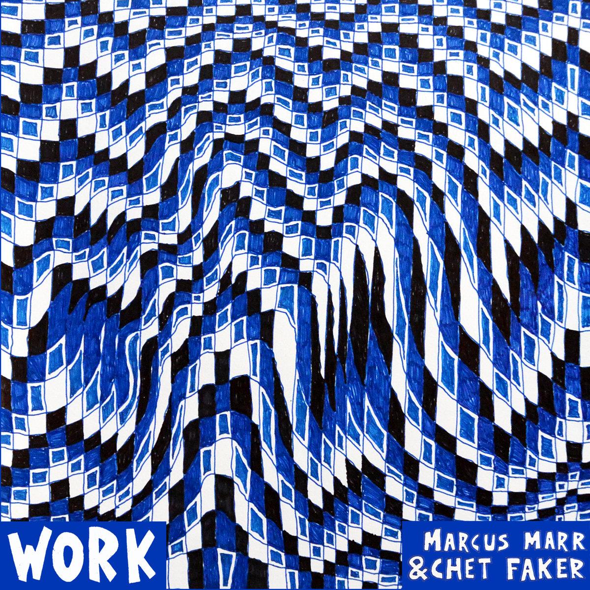 Work EP album art WRUV
