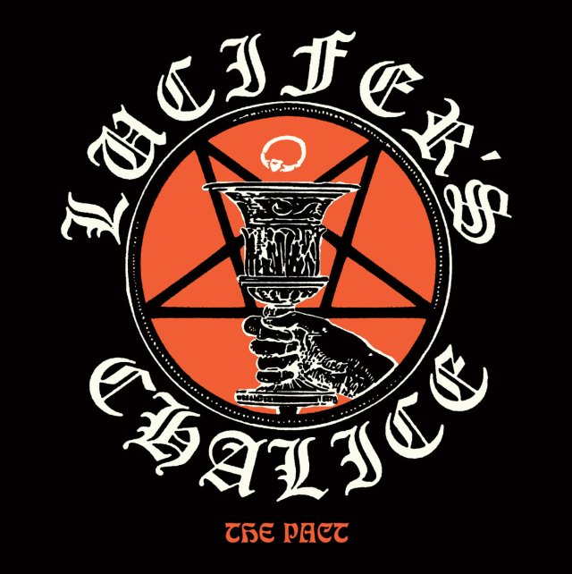 LUCIFER'S CHALICE cover
