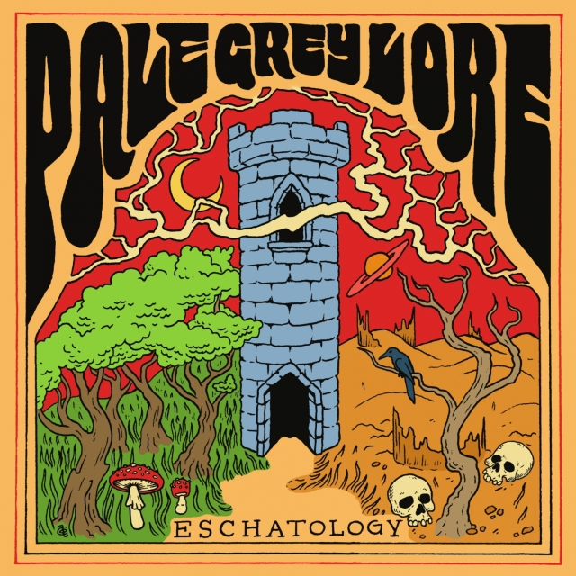 cover Pale Grey Lore - Eschatology