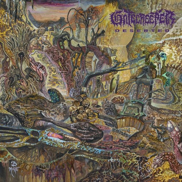 cover Gatecreeper - Deserted