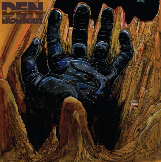 cover Den - Iron Desert