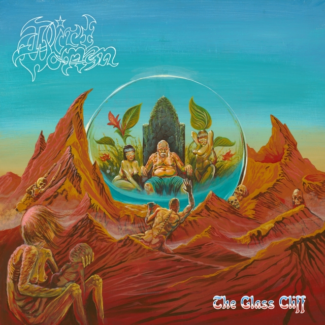 cover Dirt Woman - The Glass Cliff